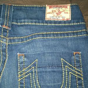 Women's size 29 True Religion Jeans